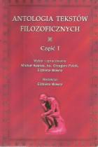 Antologia tekstów filozoficznych cz.1